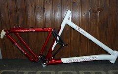 "Conway MF 1000 26"" Rahmen NEU"