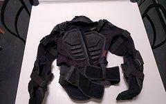 IXS ASSAULT Protektorenjacke Jacket M / L