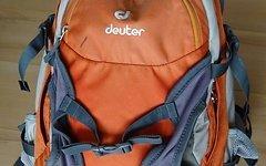 Deuter Trans Alpine 25 gebraucht, orange