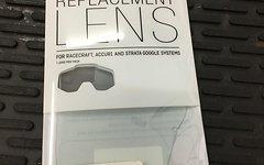 100% Racecraft / Accuri Clear Replacement Lens -NEU!-