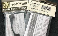 Hayes Bremssattel Adapter vorne 203mm PM Gabel