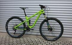 Norco C7.2 Carbon Komplettbike 2017 Testbike Größe M