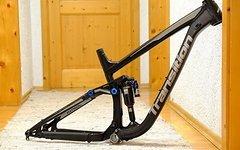Transition Bikes Patrol 2015 Gr. M Rahmen in schwarz