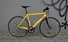 Speedbike 55cm Alurahmen mit Kinesis Carbonfork