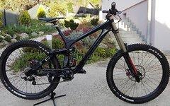 Rocky Mountain Maiden Pro L large schwarz