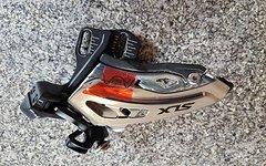 Shimano SLX 2x10 Umwerfer FD-M677 E-Type Side-Swing – 2x10-fach