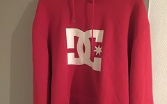 Dc Shoes Pullover Rot Gr. L