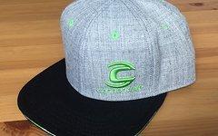 Cannondale Cap Snapback grey/neon-green Kappe Mütze NEU!!