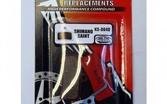 Kool Stop - Bremsbeläge für Shimano Saint BR-M810 / BR-M820 / Zee - Organisch