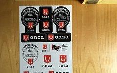 Onza Aquila Stickerset Gwin
