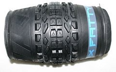 2 X  Vee Tire Trax Fatty 650b+, Semi-Fat Reifen, 27,5x3,0 faltbar, 120 TPI, TL-Ready