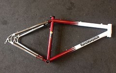 If Bikes / Independent Ti Deluxe