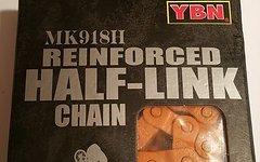 Yaban Singlespeed Kette MK918H 1/2*1/8 Orange 102L