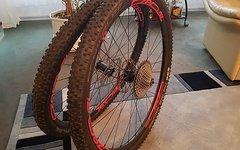 """Czero High Impact Carbon Laufräder 29"""" Cannondale FSI Carbon Laufradsatz. 29er"""