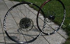 E*thirteen TRS+ Laufradsatz ultraleicht