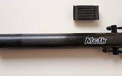 Mcfk Carbon-Sattelstütze 31,6mm 250mm