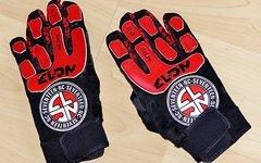 NC-17 Freeride Downhill Handschuhe M