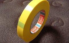 Tesa -Strapping Tape 4289,19mm(66 Meter) NoTubes Yellow-Tape, Felgenband
