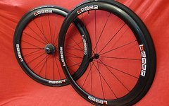 Leeze Ct 38 Carbon Turbular mit Continental Competition