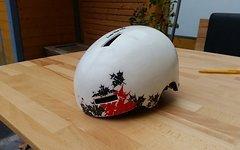 Alpina BMX Helm 51-55