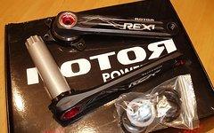 Rotor REX1 175mm Neuwertig