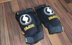 Bliss Classic Knieschoner Protektoren Größe M Neuwertig