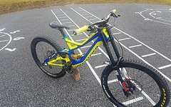 Specialized Demo 8 2014 M Komplettrad - Öhlins - FAST Suspension CO3