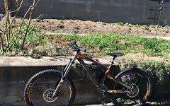 Bergamont Straitline 7.0 Neuwertiges Downhillbike 27,5