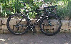 Specialized S-Works Venge 54 Di2 P2max 2013