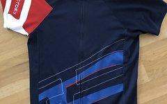 ION MTB Enduro Shirt in Gr. XL Dunkelblau