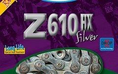 KMC Z-610 HX Kette 3/32'' Singlespeed Fixie, Dirt, BMX, Race