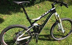 Cannondale Jekyll Carbon M 2015