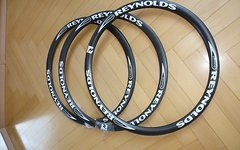 Reynolds 3 Stück 26 Zoll MTN -33-C Carbonfelgen