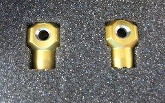 Shimano XTR Yumeya Schaltzugeinstellschrauben Gold