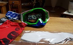 100% Racecraft goggle *neu inkl. Tearoffs