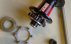 Dmr Bikes REVOLVER 135mm Achse 12mm 36Loch