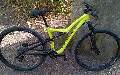 Specialized Rumor FSR Comp 29 Gr. M Mountainbike SRAM Shimano Rock Shox Fox
