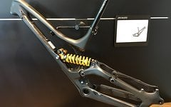 Specialized S-Works Demo Frame Large Rahmen 2016 Black Öhlins TTX SW S Works