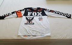 Fox Clothing DH-/FR-Trikot von Fox - NEU