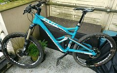 Cannondale Jekyll 2 Aluminium All Mountain Bike / Enduro Gr. M