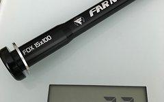 Far & Near 15mm Steckachse FOX