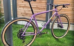 Fat Chance Yo Eddy 2.0 XL Purple Rigid 29er - Gelegenheit!