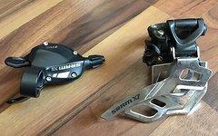 SRAM X7 X5 Umwerfer + Trigger