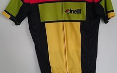Cinelli Rad Trikot Hose Arm + Beinlinge Gr. M