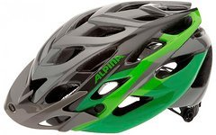Alpina D-Alto Radhelm Size 57-61 titanium-green