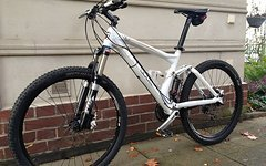 "Scott GENIUS 40 - 2011 - 27,5"" 650B Fully Mountain Bike - Fox Talas"