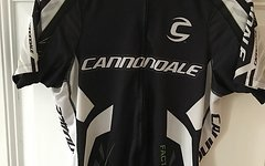 "Cannondale Sommer Kurzarm Trikot ""Factory Racing""  Gr. L TOP"