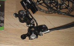 Hope V-Twin CX Remote-Bremssystem Cyclocross Gravel Rennrad