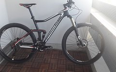 Cube Stereo 140 Fully HPC Carbon RH 20