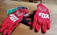 Fox Dirtpaw Handschuhe 2018 Youth Gr. L